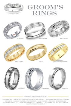 Gay Wedding Rings