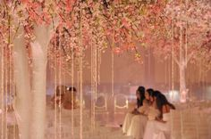 decoração flor de cerejeira sakura. 3