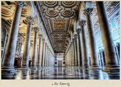 Papal Basilica of St Paul Outside the Walls in Rome/ part 4 - Ken Kaminesky