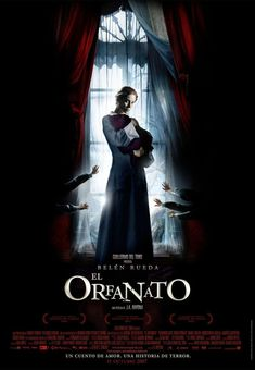 Kiss from a Rose: #31DaysOfTerrorWithNajash Day 19: El Orfanato (200...