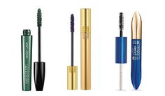 the best colored mascaras // can actually make your eyes look bigger!