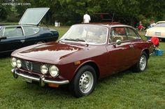 1972 Alfa Romeo 2000 GTV Image