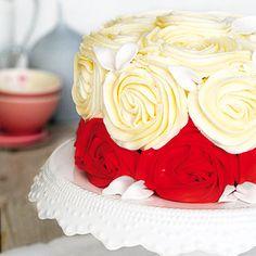 Teerosen-Torte Rezept | Küchengötter