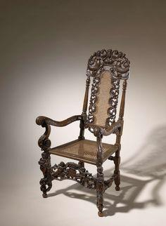 Kinderstoel, anoniem, 1707