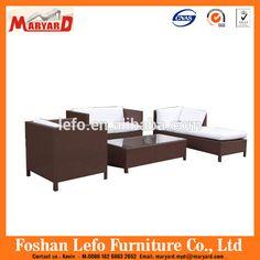 Popular patio impermeable ocio muebles de jardín interior