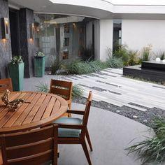 Contemporary Landscape by Jeffrey Gordon Smith Landscape Architecture Modern Landscape Design, Modern Garden Design, Backyard Garden Design, Landscape Plans, Modern Landscaping, Contemporary Landscape, Backyard Landscaping, Landscape Architecture, Landscaping Design