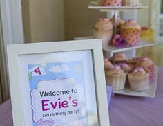 Evie's Peppa Pig party