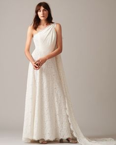 Take a look at the brand new Whistles Bridal Collection. A new high street affordable collection making the hughstreet bridal market even better. High Street Wedding Dresses, Pretty Wedding Dresses, 2016 Wedding Dresses, Classic Wedding Dress, Wedding Dress Trends, Gorgeous Wedding Dress, Bridal Dresses, Wedding Gowns, Wedding 2017