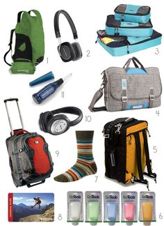 "eBags Packing Cubes featured on @Apartment Therapy! ""Travel Gifts that People Really Want"""