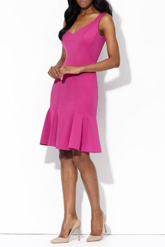 Pretty in pink ZAC Zac Posen!