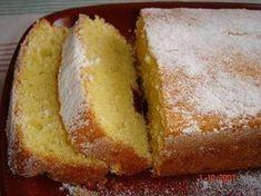 Receita de bolo para diabéticos