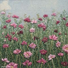 Beautiful Fabric Designs | Cosmos by Jo Butcher - beautiful! | Fabric designs & patchwork
