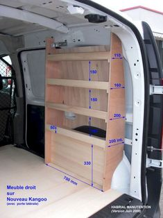 Diy Camper Van Conversion for Your Road Trips Awesome No 64 (Diy Camper Van Co ., Camper Van Conversion for Your Road Trips Awesome No 64 (Diy Camper Van Co . Conversion Van, Mini Camper, Vw Camper, Camper Diy, Van Organization, Van Shelving, Kangoo Camper, Van Storage, Kombi Home