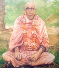 Srila Bhaktisiddhanta Saraswati Prabhupada was known as 'simha' (lion) 'guru' due to his fearless and  ferocious preaching on behalf of Lord Chaitanya. Today we engaged in hearing and remembering His Divine Grace (along with feasting).