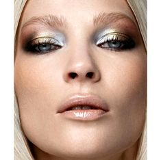 Metallic Eyeshadow: Tips, Looks and Trends - If you've been afraid of trying metallic eyeshadow because you think it's too much, find out how to make it a great part of your look with these simple tips.