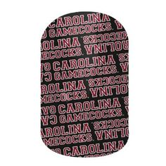 South Carolina Gamecocks | Jamberry #SOUTHCAROLINAGAMECOCKSJN