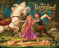 The Art of Tangled - $39.21