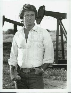 1986 Press Photo Patrick Duffy Actor Dallas Television Drama Series Show