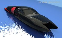 """CAT""""The Aqua Audi? Yet another hydro-vision from the fertile mind of Bo Zolland and VizualTech Design is an Audi based catamaran that puts. Cool Boats, Small Boats, Audi R8, Most Expensive Yacht, Yatch Boat, Future Transportation, Float Your Boat, Luxury Yachts, Luxury Boats"""
