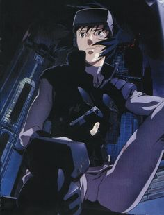 Surrogate Self - Ghost in the Shell