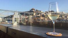 Wijn drinken Porto
