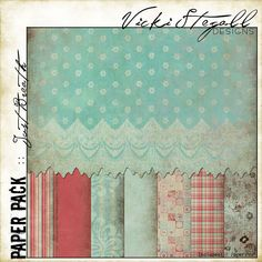 Oscraps :: Shop by Category :: Freebies :: Just Breathe :: Paper Pack