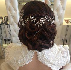 Wedding hair doos