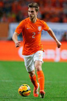 Los galanes del Mundial 2014, ¡más que un 11 ideal! JOEL VELTMAN - HOLANDA