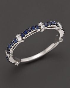 Inventive Vintage 14k Oro Blanco Natural Diamante Zafiro Art Déco Filigrana Broche Jewelry & Watches Fine Jewelry