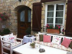 #Decoration #provance #garden