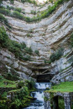 Source de la Loue, Franche-Comté, France