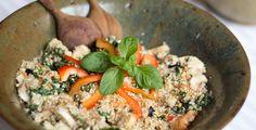 Kleinigkeiten für Kochmuffel - Rezept-Tipp -  Die TK hat Rezepte für leckere Gerichte ohne viel Aufwand.
