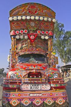 Pak truck 2