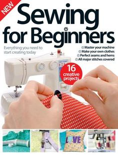 First time sewing step by step basics and easy projects by shgo_design - issuu