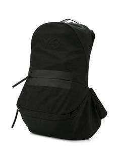 Love this by Y-3 contrast zip detail backpack - $54303