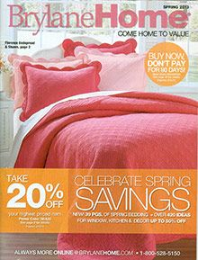 Special Offer from Brylane Home: Get 20% off your highest-priced item