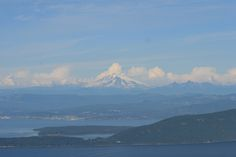 """Four favorite island hikes in Puget Sound that will test out."" Ferry riding and hiking--great pairing!"
