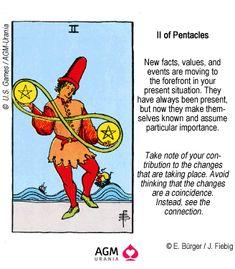 II of Pentacles