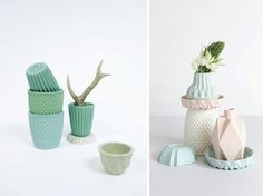 Lenneke Wispelwey is a dutch ceramist whose work got me fascinated frome the first glimpse: her little cups and plates with a simple sh. Little Cup, Beautiful Images, Ceramics, Simple, Tableware, Product Design, Inspiration, Surface, Google Search