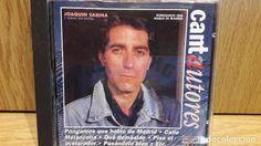 CANTAUTORES. JOAQUIN SABINA. DEL PRADO. CD / CBS-EPIC. 10 TEMAS / CALIDAD LUJO.
