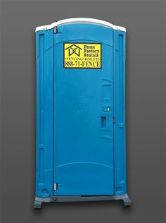 Portable Toilet Rental In Los Angeles Fence Factory Rentals Offering  Standard, Deluxe And Handicap Portable