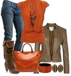 Autumn colors, lattes and pumpkin cookies.......
