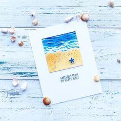 Hero Arts beach card