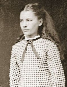 For Little House on the Prairie fans ... the real Laura Ingalls Wilder.