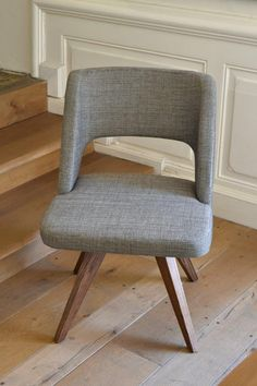 Mimosa upholstered dining chair South African Homes, Solid Wood Furniture, Upholstered Dining Chairs, Accent Chairs, Contemporary, Shopping, Home Decor, Upholstered Chairs, Fabric Dining Chairs