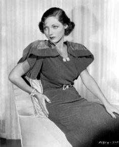 Adrienne Ames - 1934