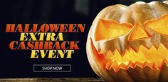 Earn Extra Cash Back on your Halloween Purchases!  Costumes, Candy, etc 8-15% cashback