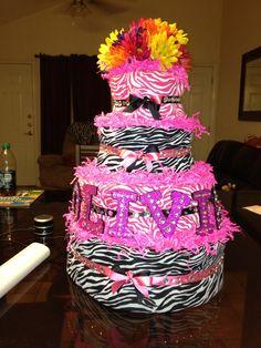 Dipper cake homemade