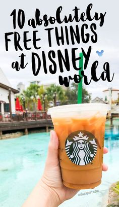 Wanna know what free things there are to do at Disney World? These free Disney World things are well worth your time, no money needed! Give your bank account a break with these Disney World freebies! plan 10 Absolutely Free Things At Disney World Disney On A Budget, Disney World Vacation Planning, Walt Disney World Vacations, Disney Planning, Disney Parks, Vacation Ideas, Disney Travel, Disney Bound, Vacation Games
