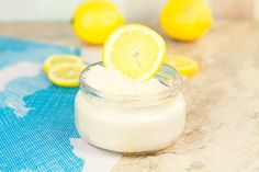 Looking for a new DIY body scrub to try? Check out this DIY Lemon Body Scrub recipe. Super easy to make & would make a great gift!!